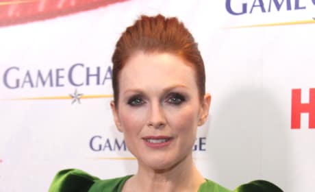 The Hunger Games: Mockingjay Looks to Julianne Moore for Alma Coin