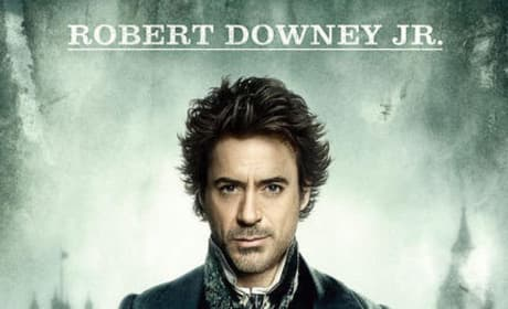Sherlock Holmes Movie Posters: Released!