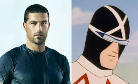 Matthew Fox Speaks on Playing Racer X