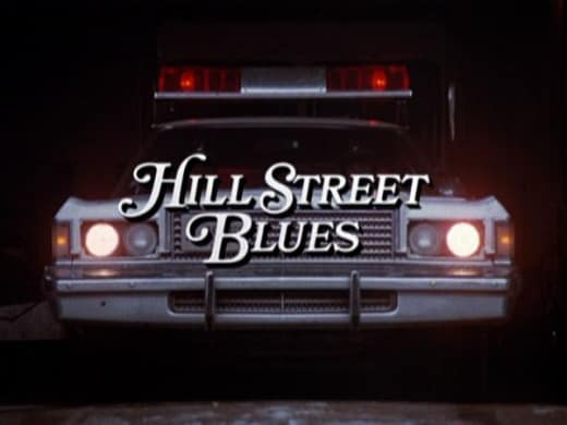 Hill Street Blues Logo