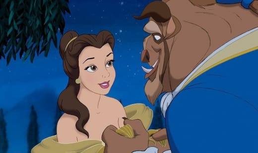 Beauty and the Beast 3D Star Paige O'Hara