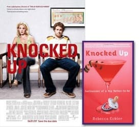 Knocked Up, Twice Over