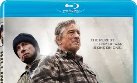 Killing Season DVD Review: De Niro & Travolta Together!