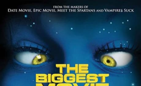 The Biggest Movie of All Time 3D Poster