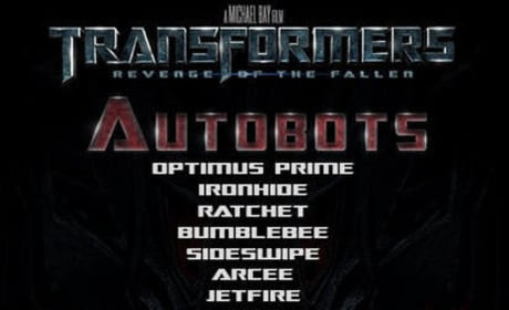 What Robots Will Appear in Transformers: Revenge of the Fallen?