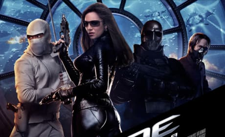 A New Poster for G.I. Joe: The rise of Cobra