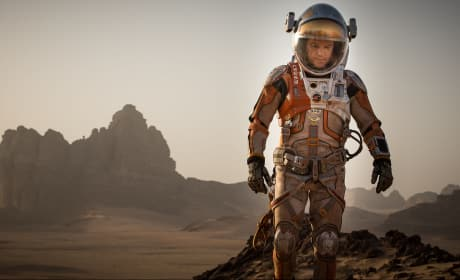 The Martian Review: Out of this World