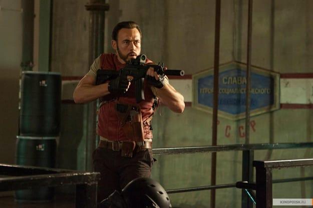 Kevin Durand Resident Evil: Retribution