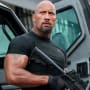 Fast Five Dwayne Johnson