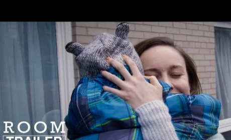 "Room Trailer: First Look at Brie Larson as Captive ""Ma"""