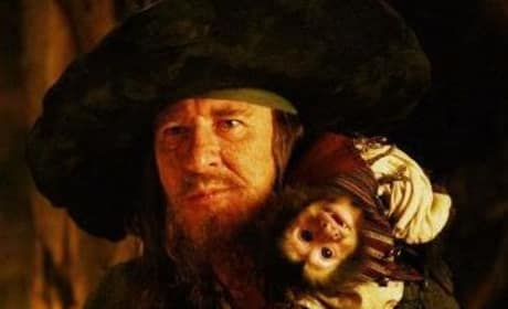 Captain Barbossa Picture