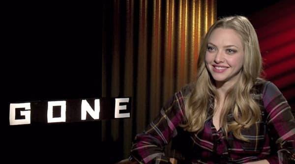 Amanda Seyfried Gone Interview