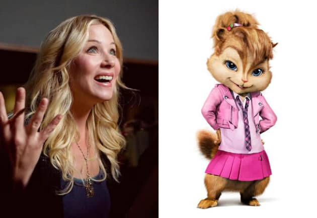 Christina Applegate plays Brittany