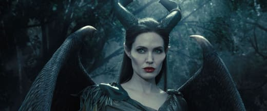 Maleficent Has Wings
