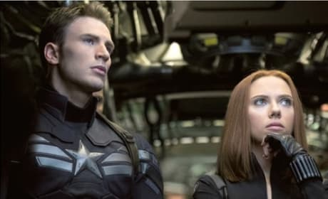 Captain America The Winter Soldier Photos: Check Out The Falcon!