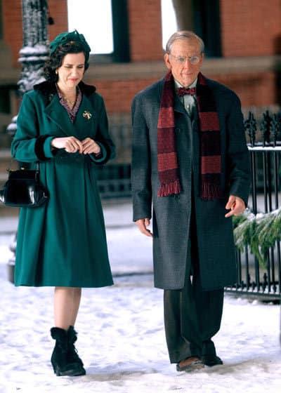 Kristen Wiig and Ben Stiller The Secret Life of Walter Mitty