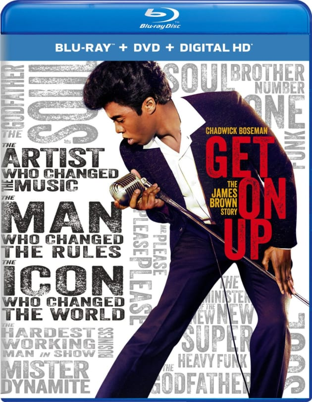 Get On Up Blu-Ray