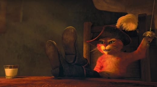 Puss in Boots Movie Still