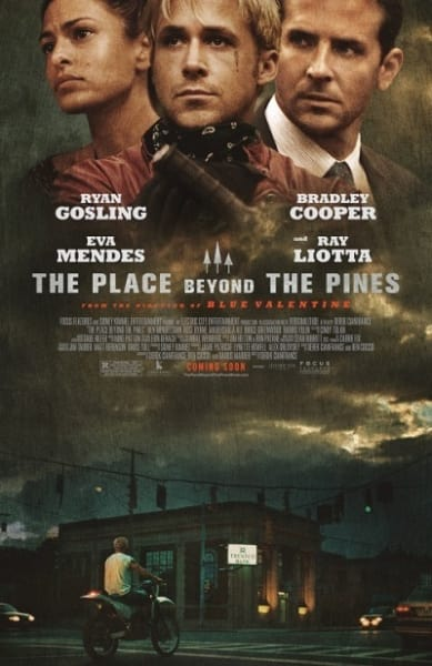 The Place Beyond the Pines One Sheet