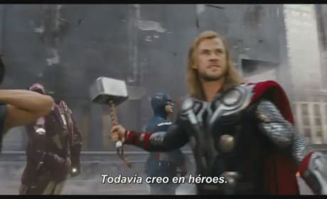 The Avengers IMAX Trailer: The World Has Changed