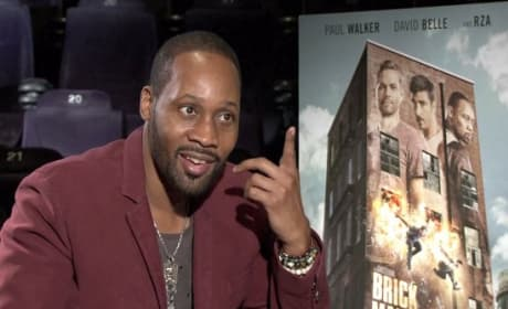 Brick Mansions Exclusive: RZA on Why Paul Walker Is So Special