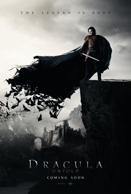 Dracula Untold International Poster