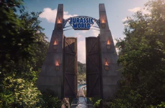 John Hammond's Dream of a Park is Realized!