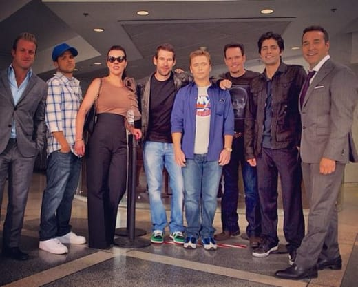 Entourage Cast Instagram
