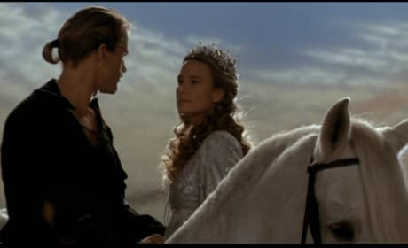 Cary Elwes Robin Wright The Princess Bride