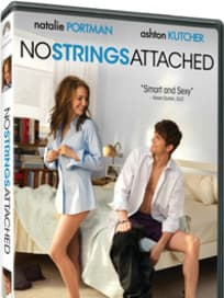 No Strings Attached DVD Cover