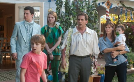 Alexander and the Terrible, Horrible, No Good, Very Bad Day After Cast
