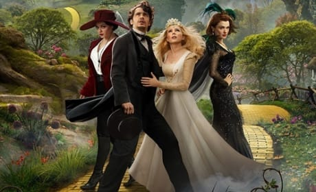 The Cast of Oz: The Great and Powerful