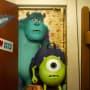 Billy Crystal and John Goodman Monsters University