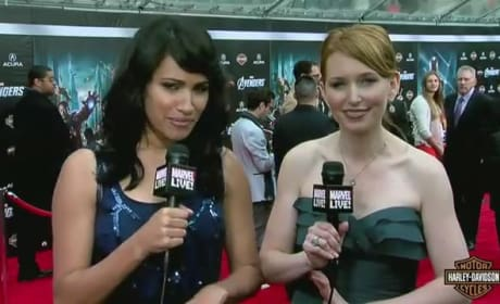 The Avengers Premiere: Red Carpet Replay