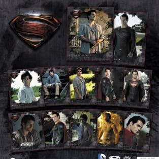 Man of Steel Superman Calendar