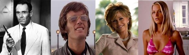 The Fonda Family Photo