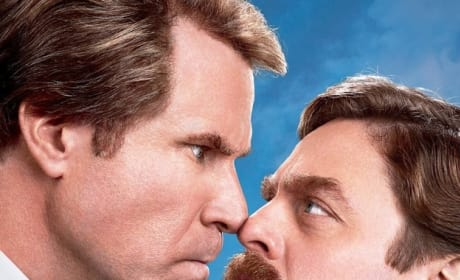 The Campaign Poster: Will Ferrell and Zach Galifianakis Face to Face