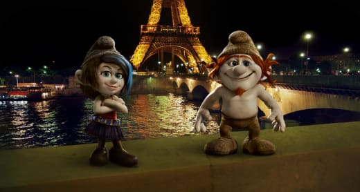 The Naughties in The Smurfs 2