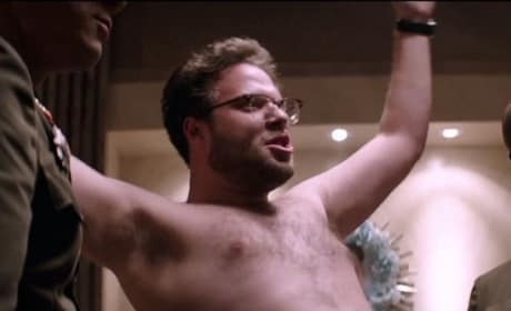Seth Rogen The Interview