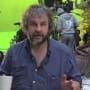 Peter Jackson The Hobbit: The Desolation of Smaug Set