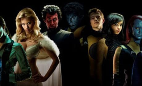First Look:  X-Men First Class Entire Cast