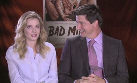 Gillian Jacobs Ken Marino Photo