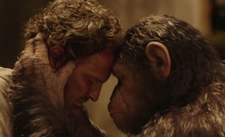 Dawn of the Planet of the Apes Jason Clarke Caesar