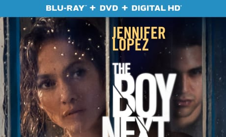 The Boy Next Door DVD
