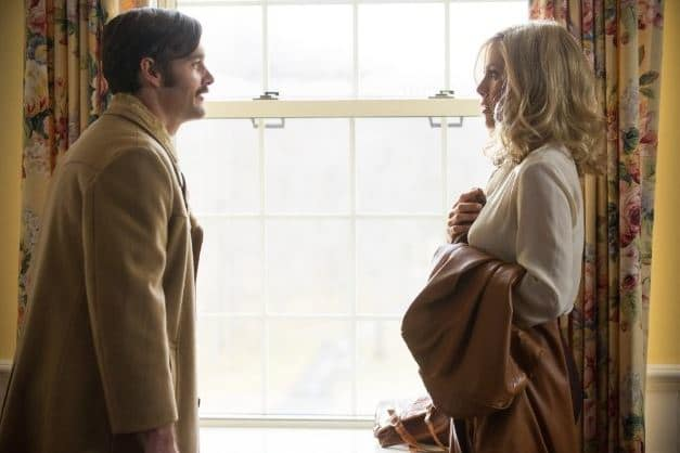 Life of Crime Jennifer Aniston and Will Forte