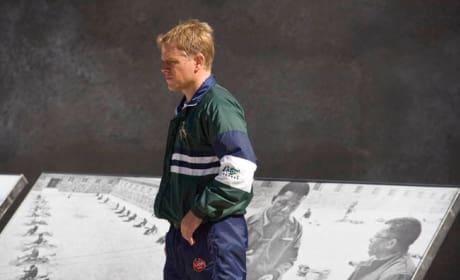 Pienaar Browses Pictures of the Past