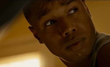 Fantastic Four Michael B. Jordan