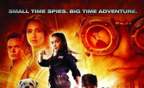 Spy Kids: All the Time in the World Poster: Released!