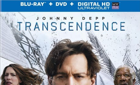 Transcendence DVD Review: Johnny Depp Uploads Himself