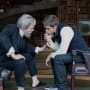 Brenton Thwaites Jeff Bridges The Giver